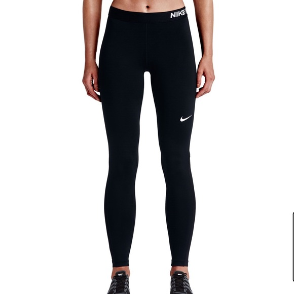 Nike Pants Jumpsuits Pro Cool Drifit Womens Leggings Poshmark Versand 2 euro, wie neu und kaum getragen. poshmark